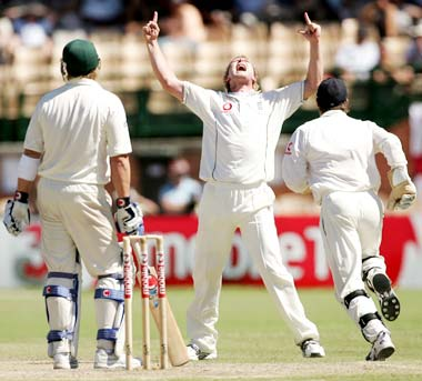 rediff com: Australia vs England, Second Ashes Test