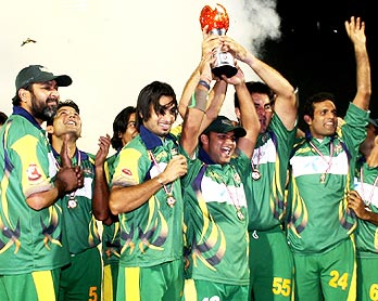 Rediff Com Indian Cricket League Season 2