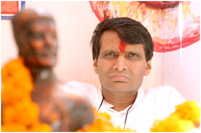 BJP fields Prabhu from AP, Akbar, Sahasrabuddhe also on Rs list