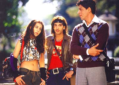 rediff.com: Main Hoon Na: A preview