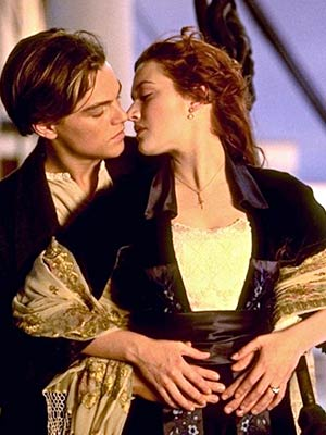 A scene from Titanic