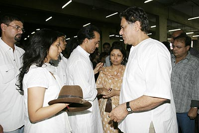 rediff.com: Amrish Puri: 1932 - 2005