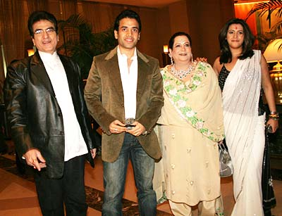 Another Kapoor Family Was There To Wish The Young
