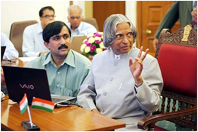 Why we need an A P J Abdul Kalam party :    V Ponraj, leader of the Abdul Kalam Vision India Party