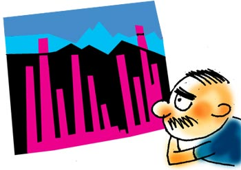 The reality of Indian realty: More downs than ups