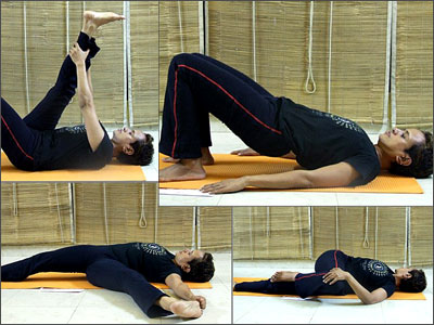 5 Yoga Poses To Strengthen Your Lower Back