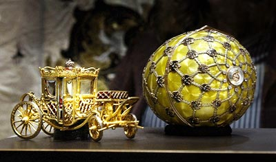 Rediff Com The World S Most Expensive Eggs