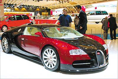 Rediff Com The World S Top Supercars