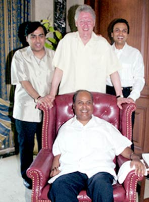 Rediff Com Dhirubhai Ambani S Words Of Wisdom