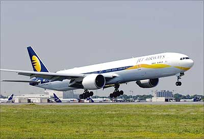 When the German Air Force came to the rescue of a Jet Airways flight