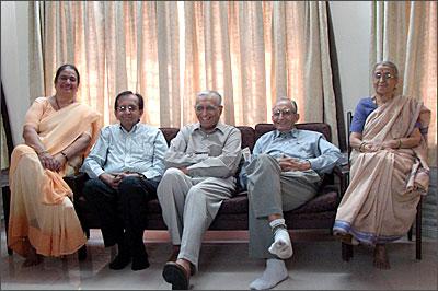 Rediff Com Shankar B Pandit On His Son Vikram S