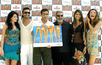 Welcome To Rediff Com Bollywood S Calendar Girls
