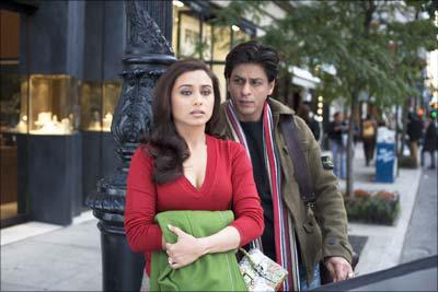 Kabhi Alvida Naa Kehna Rani ... Rani Mukerji, Abhishek Bachchan and Preity Zinta in a tale of marital