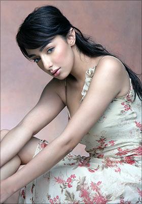 Beautiful gorgeous Ferena Wazier
