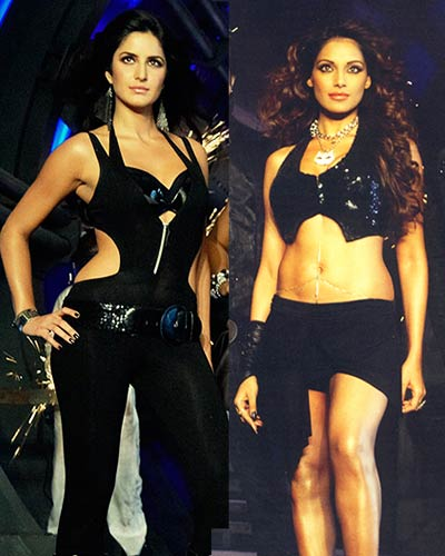 Katrina Kaif and Bipasha Basu in Race