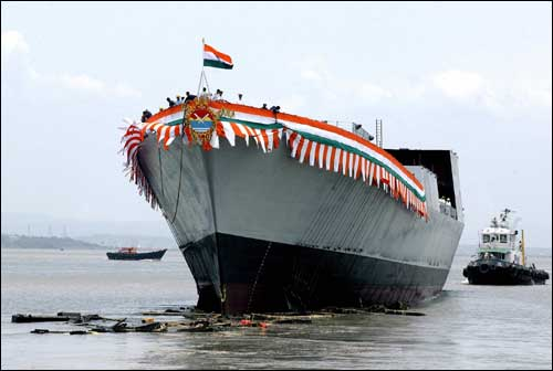 Indian Navy holds maiden 'Conclave of Chiefs' in Delhi