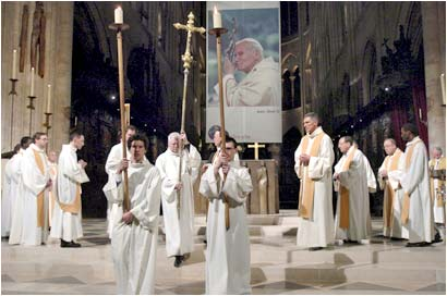 Death of pope