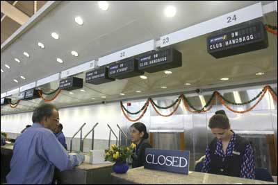 Mumbai airport a nightmare, says Jet ED
