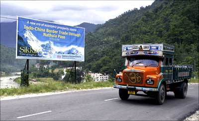 The Nathu La Pass gives India-China border trade new momentum
