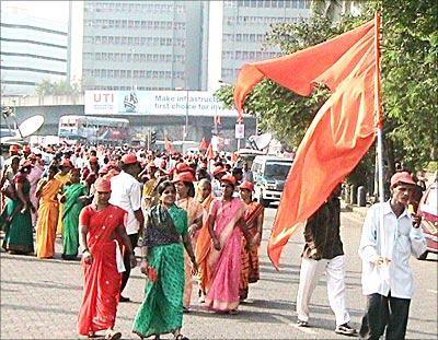 This is UPA's shaitani raj: Shiv Sena