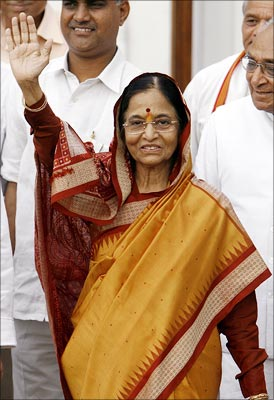 President Pratibha Patil