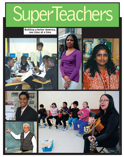 SuperTeachers, Building a better America, one class at a time