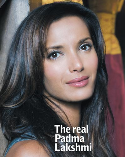 The real Padma Lakshmi