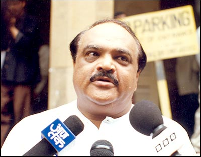 Money laundering case: NBW issued against Chaggan Bhujbal's son
