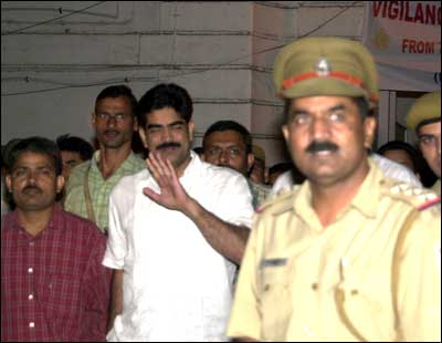 Former RJD MP Shahabuddin walks out of jail after 11 years