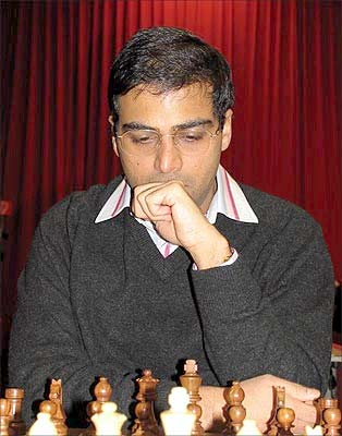Anand outplays Mamedyarov; jumps to 2nd in World rankings